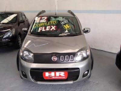 Veículo UNO 2012 1.4 EVO WAY 8V FLEX 4P MANUAL