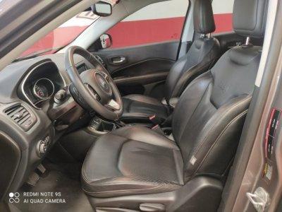 Veículo COMPASS 2017 2.0 16V FLEX LONGITUDE AUTOMÁTICO
