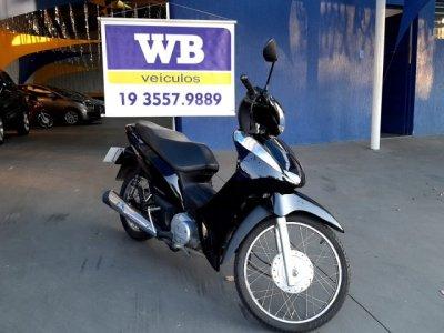Veículo BIZ 125 ES 2014 Utilitária