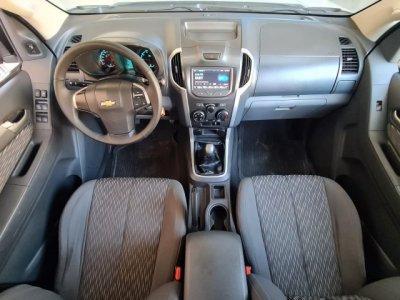 Veículo S10 2016 2.4 ADVANTAGE 4X2 CD 8V FLEX 4P MANUAL