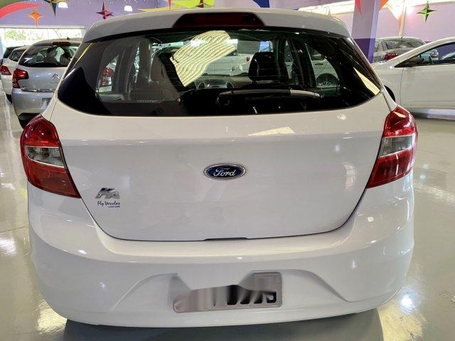 Veículo KA 2015 1.0 SE PLUS 12V FLEX 4P MANUAL