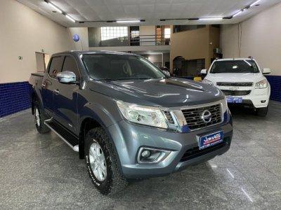 Veículo FRONTIER 2019 2.3 16V TURBO DIESEL XE CD 4X4 AUTOMÁTICO