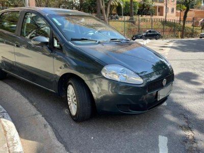 Veículo PUNTO 2012 1.4 ATTRACTIVE 8V FLEX 4P MANUAL