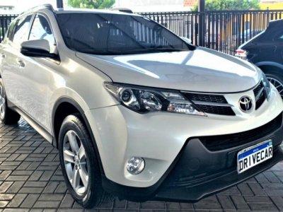 Veículo RAV4 2014 2.0 4X2 16V GASOLINA 4P AUTOMÁTICO