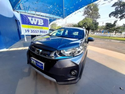 Veículo WR-V 2018 1.5 16V FLEXONE EX CVT