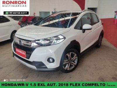 Veículo WR-V 2018 1.5 16V FLEXONE EXL CVT