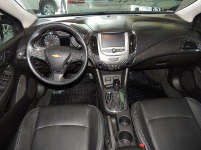 Veículo CRUZE SEDAN 2019 1.4 TURBO LT 16V FLEX 4P AUTOMÁTICO