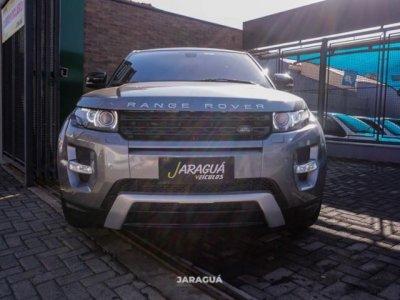 Veículo RANGE ROVER EVOQUE 2013 2.0 DYNAMIC 4WD 16V GASOLINA 4P AUTOMÁTICO