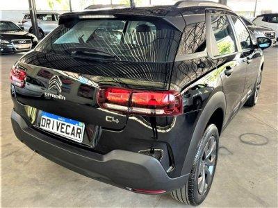 Veículo C4 CACTUS 2020 1.6 VTI 120 FLEX LIVE BUSINESS EAT6