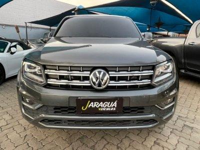 Veículo AMAROK 2019 2.0 HIGHLINE 4X4 CD 16V TURBO INTERCOOLER DIESEL 4P AUTOMÁTICO