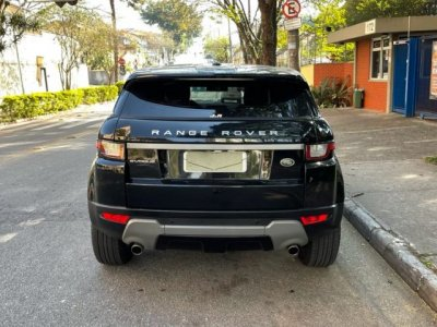 Veículo RANGE ROVER EVOQUE 2016 2.0 SE 4WD 16V GASOLINA 4P AUTOMÁTICO