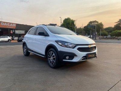 Veículo ONIX 2018 1.4 MPFI ACTIV 8V FLEX 4P AUTOMÁTICO
