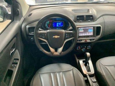 Veículo SPIN 2016 1.8 ACTIV 8V FLEX 4P AUTOMÁTICO