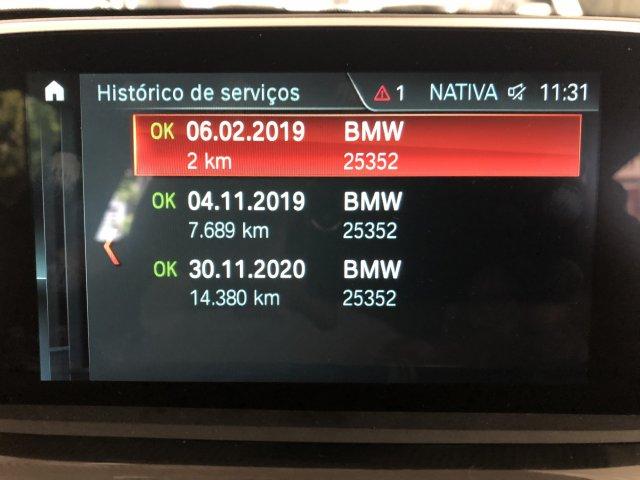Veículo X1 2019 2.0 16V TURBO ACTIVEFLEX SDRIVE20I X-LINE 4P AUTOMÁTICO