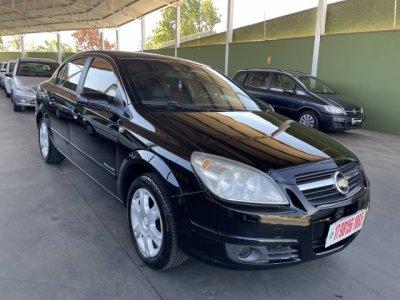 Veículo VECTRA SEDAN 2006 2.0 MPFI ELEGANCE 8V FLEX 4P AUTOMÁTICO