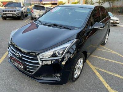 Veículo HB20S 2017 1.6 PREMIUM 16V FLEX 4P AUTOMÁTICO