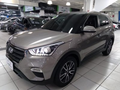 Veículo CRETA 2019 1.6 16V FLEX 1 MILLION AUTOMÁTICO