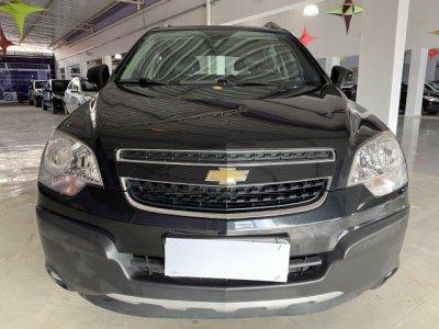 Veículo CAPTIVA 2011 2.4 SFI ECOTEC FWD 16V GASOLINA 4P AUTOMÁTICO