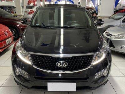 Veículo SPORTAGE 2016 2.0 EX 4X2 16V FLEX 4P AUTOMÁTICO