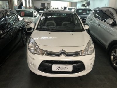 Veículo C3 2017 1.6 TENDANCE 16V FLEX 4P AUTOMÁTICO