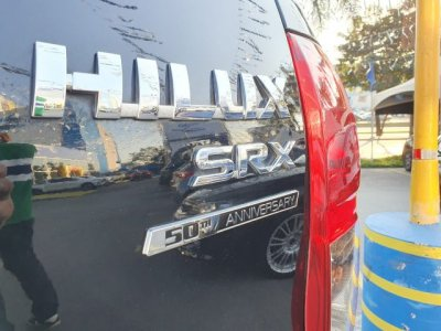 Veículo HILUX 2020 2.8 SRX 4X4 CD 16V DIESEL 4P AUTOMÁTICO