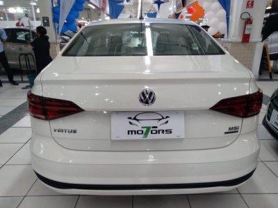 Veículo VIRTUS 2020 1.6 MSI TOTAL FLEX AUTOMÁTICO