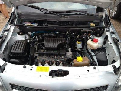 Veículo AGILE 2011 1.4 MPFI LTZ 8V FLEX 4P MANUAL