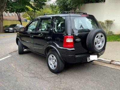 Veículo ECOSPORT 2004 1.6 XLS 8V GASOLINA 4P MANUAL
