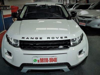 Veículo RANGE ROVER EVOQUE 2013 2.0 PRESTIGE 4WD 16V GASOLINA 4P AUTOMÁTICO
