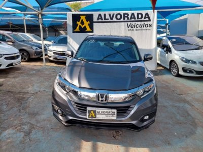 Veículo HR-V 2019 1.8 16V FLEX LX 4P AUTOMÁTICO