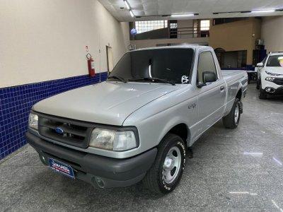 Veículo RANGER 1997 4.0 XL 4X2 CS V6 12V GASOLINA 2P MANUAL