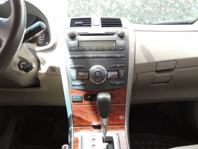 Veículo COROLLA 2009 1.8 SE-G 16V FLEX 4P AUTOMÁTICO