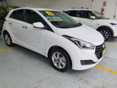 Veículo HB20 2018 1.6 PREMIUM 16V FLEX 4P AUTOMÁTICO