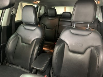 Veículo COMPASS 2018 2.0 16V FLEX LONGITUDE AUTOMÁTICO