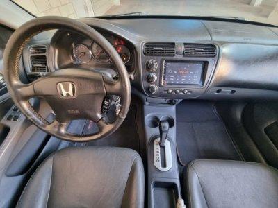 Veículo CIVIC 2004 1.7 EX 16V GASOLINA 4P AUTOMÁTICO