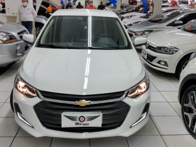 Veículo ONIX 2020 1.0 TURBO FLEX PLUS PREMIER AUTOMÁTICO