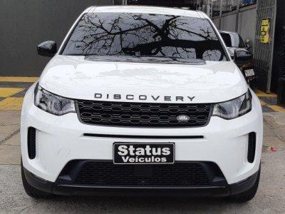 Veículo DISCOVERY SPORT 2021 2.0 D200 TURBO DIESEL SE AUTOMÁTICO