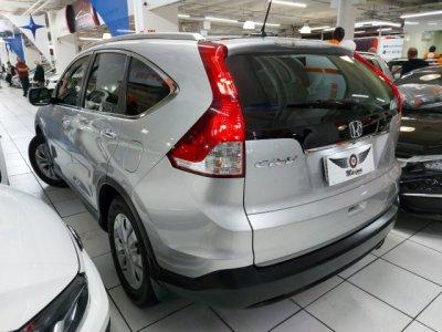 Veículo CRV 2013 2.0 EXL 4X2 16V FLEX 4P AUTOMÁTICO