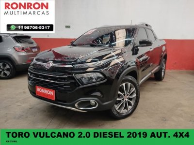 Veículo TORO 2019 2.0 16V TURBO DIESEL VOLCANO 4WD AT9
