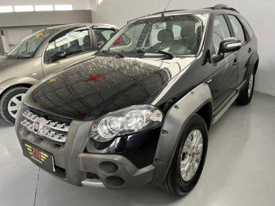 Veículo PALIO WEEKEND 2010 1.8 MPI ADVENTURE LOCKER WEEKEND 16V FLEX 4P AUTOMATIZADO