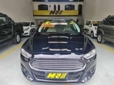 Veículo FUSION 2016 2.0 TITANIUM AWD 16V GASOLINA 4P AUTOMÁTICO