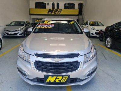 Veículo CRUZE HATCH 2016 1.8 LT SPORT6 16V FLEX 4P AUTOMÁTICO