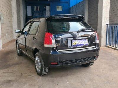 Veículo PALIO 2007 1.4 MPI ELX 8V FLEX 4P MANUAL