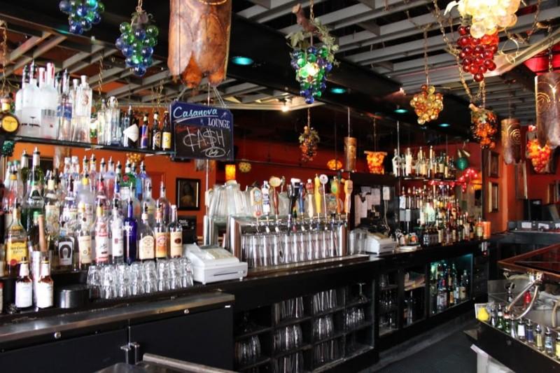 Casanova Cocktail Lounge in San Francisco
