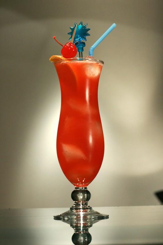 Hurricane Leah Cocktail Recipes