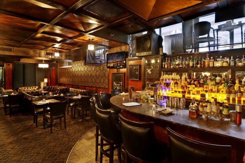 Merchants Ny Cigar Bar In New York