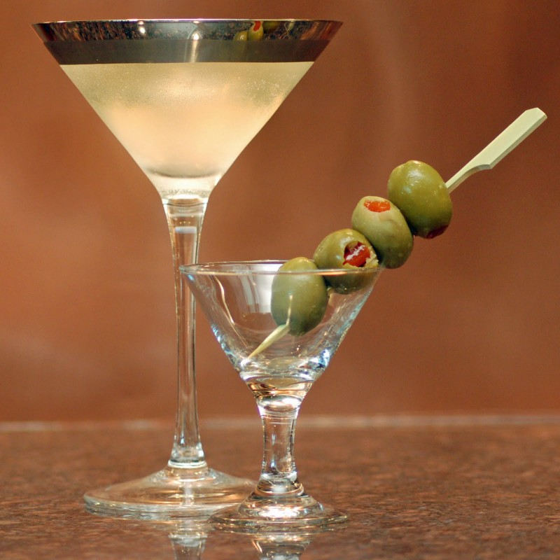 dirty martini | cocktail recipes