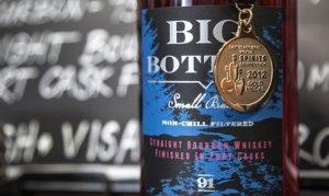 Big Bottom - Straight Bourbon Whiskey - Port Cask Finish