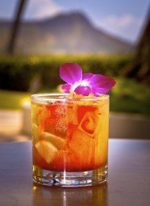 Cachaca Samba Cocktail