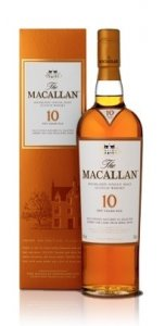 The Macallan 10 Year Old